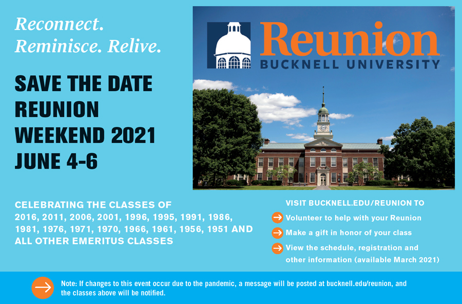 Reunion 2021 Advertisement
