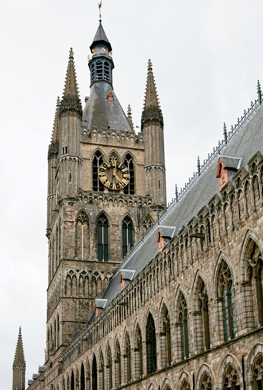 View of Clock tower