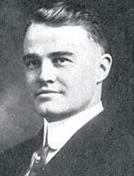 Charles O'Brien, Class of 1909