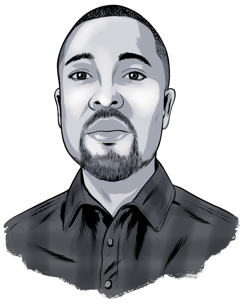 Nick Jones, Assistant professor of Spanish and faculty fellow for diversity, equity & inclusion
